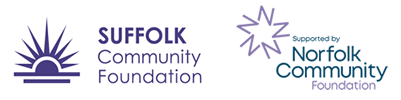 Supported by Suffolk and Norfolk Community Foundations